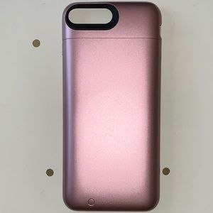 Rose Gold iPhone 7/8 Plus Mophie Juice Pack Air